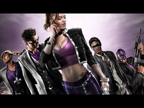 CGRundertow SAINTS ROW: THE THIRD for Xbox 360 Video Game Review