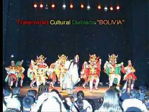 Fraternidad Cultural Diablada