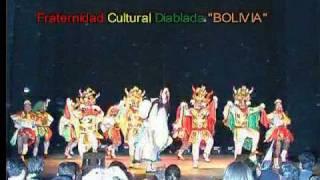 """Fraternidad Cultural Diablada """"Bolivia"""""""