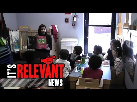 Littlest Learners Celebrate Week of the Young Child at Norwalk Community College