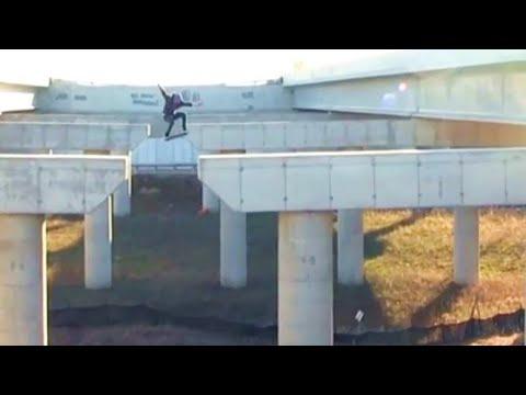 INSTABLAST! - DEADLY Freeway Ollie!!! Pole Jam Battle, Lazer Flip, Nollie Flip Primo, Hardflip Grab