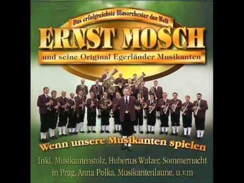 Ernst Mosch - Dort tief im Böhmerwald (ohne Gesang)