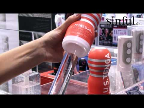Tenga Deep Throat Cup video