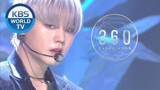 박지훈 (PARK JIHOON) - 360 [Music Bank / 2019.12.06]