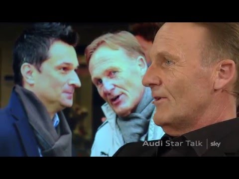 Hans-Joachim Watzke im Audi Star Talk - Teil 2