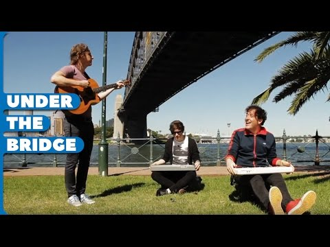 The Wombats -  Tokyo  - Under The Bridge Sessions