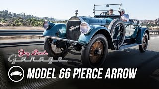 1918 Model 66 Pierce Arrow - Jay Leno's Garage