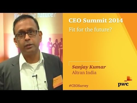 PwC India Is the consulting sector fit for the future - YouTube