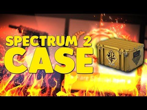 SPECTRUM 2 CASE OPENING! - CSGO