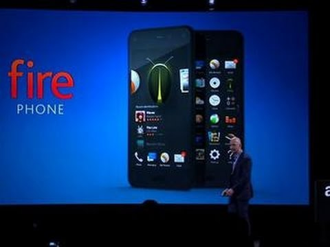 Amazon introduces the Fire Phone, its first smartphone