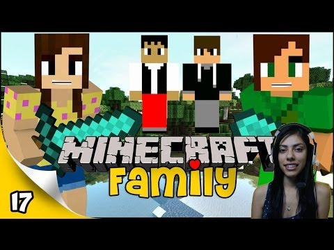 Minecraft Family - EP 17 - The Old House!