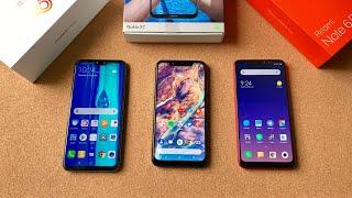 Huawei Y9 vs Nokia X7 vs Redmi Note 6 Pro - Comparison Showdown!