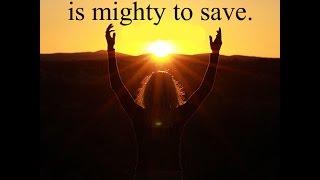 download lagu Mighty To Save  - Hillsong Worship gratis