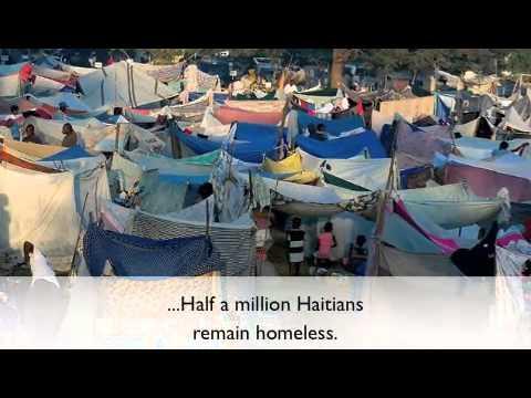 Haiti Still Struggling Two Years Later