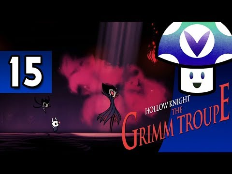 [Vinesauce] Vinny - Hollow Knight: The Grimm Troupe (part 15)