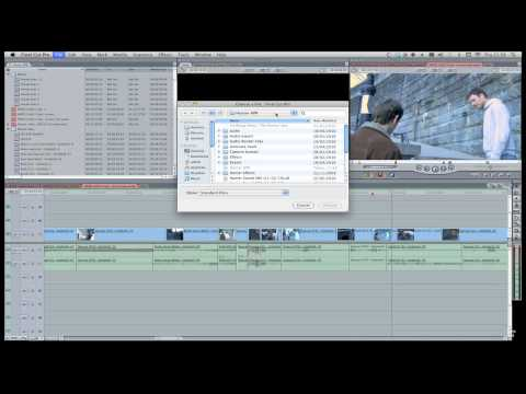 Final Cut Pro importing audio from pro tools/ nuendo sync issues solved