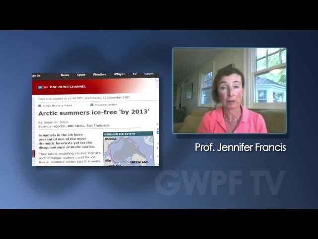 GWPF TV - Extreme Weather Events & Global Warming: How Good Is The Evidence? (short version)