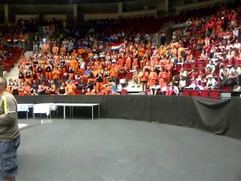 Holland Senior Twirl Team EK 2011 Tsjechië