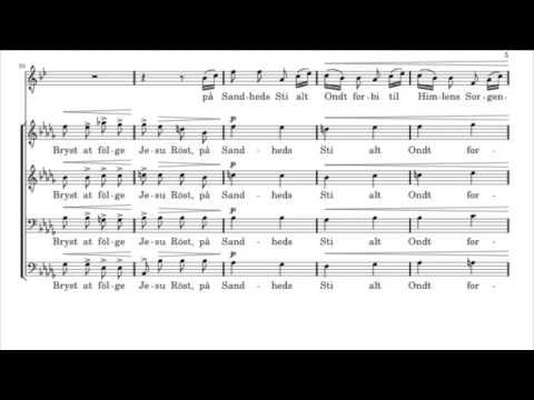 Григ Эдвард - Fire Salmer Guds Sön har gjort mig fri (Edvard Grieg)