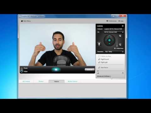 Periscope webcam software