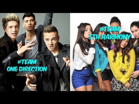 fifth harmony and one direction dating