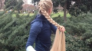 RealRapunzels - Top quality hair 3 - Fitness Rapunzel (preview)