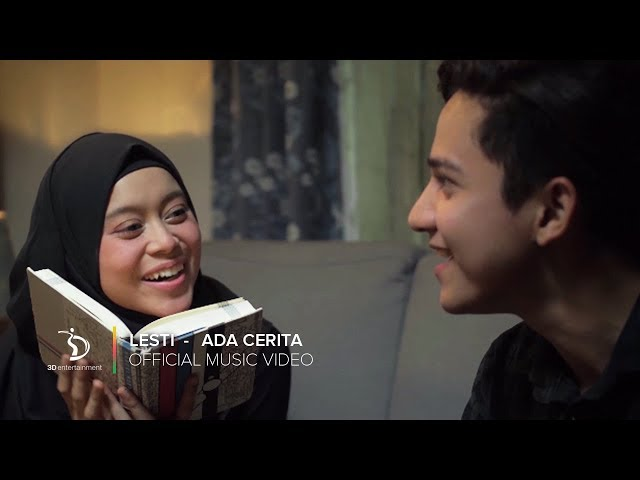 Lesti - Ada Cerita | Official Music Video thumbnail