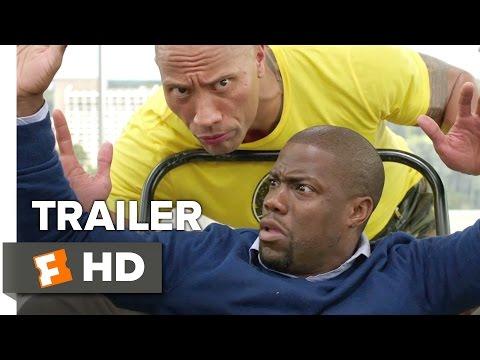Central Intelligence Official Trailer - Teaser (2016) - Dwayne Johnson, Kevin Hart