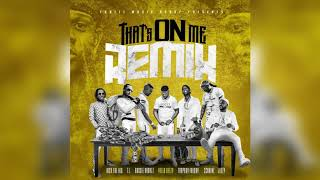 Yella Beezy That 39 S On Me Remix Feat 2 Chainz T I Rich The Kid Jeezy Boosie Trapboy Freddy