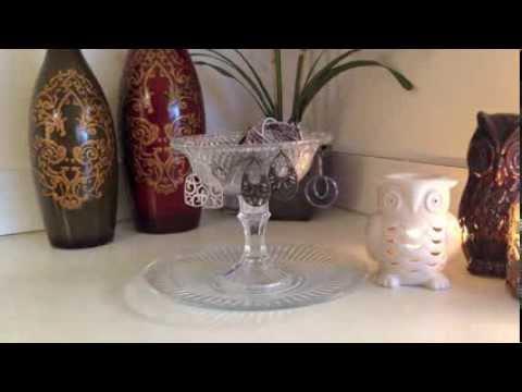 diy two dollar store crafts youtube. Black Bedroom Furniture Sets. Home Design Ideas