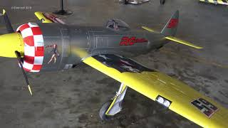 SCALE RC MODEL AIRCRAFT SHOW From WWW.RC-WINGS.COM on Tour at Teuge Airport 2 April 2018