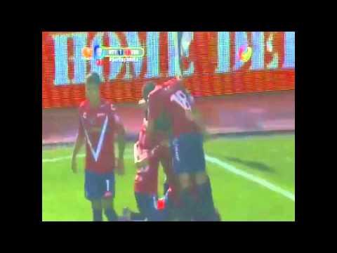 Monterrey vs Veracruz 1-1 Clausura 2015