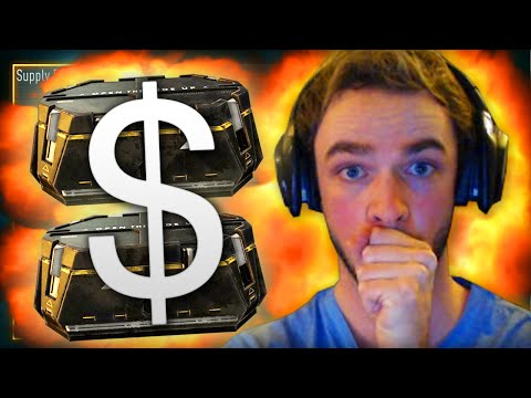 PAY for SUPPLY DROPS! - (Call of Duty: Advanced Warfare)