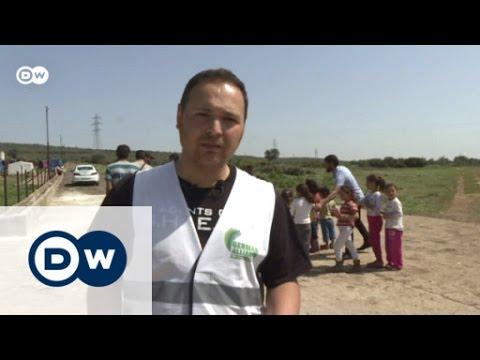 Refugee village in Turkey | DW News