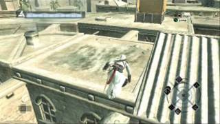 Assasin's Creed on X3100 - High detail