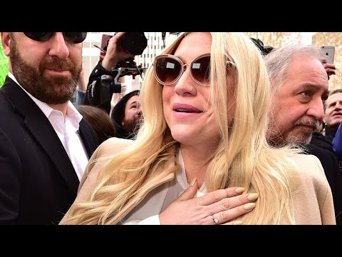 Kesha Breaks Down in Tears as Judge Denies Her Request To Terminate Her Contract With Sony