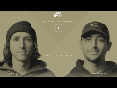 BATB X | Tom Asta vs. Youness Amrani - Round 1
