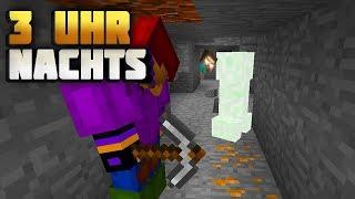 Spiele Niemals Um Uhr Nachts Minecraft OHNE Mods Watch Review - Minecraft spielen um 3 uhr