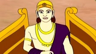 Gautam Buddha's Animated Life Story in Hindi