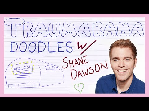 SHANE DAWSON POTTY TALK FAIL at VIDCON! Trauma Rama