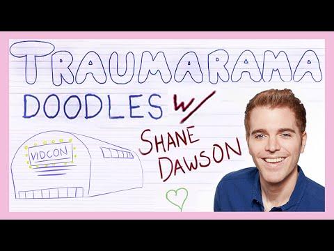 SHANE DAWSON POTTY TALK FAIL at VIDCON! Trauma Rama