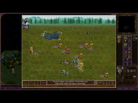 Heroes of Might and Magic III - The Power of Luna (HOMM3)