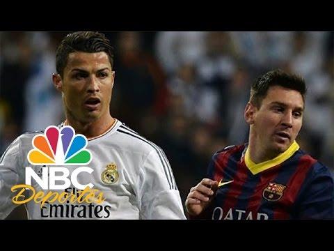 Fuera del aire: El Clásico y gran duelo Messi - Ronaldo