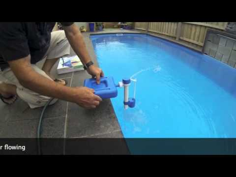 Automatic Pool Filler Youtube