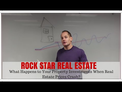What Happens to Your Property Investments When Real Estate Prices Crash?