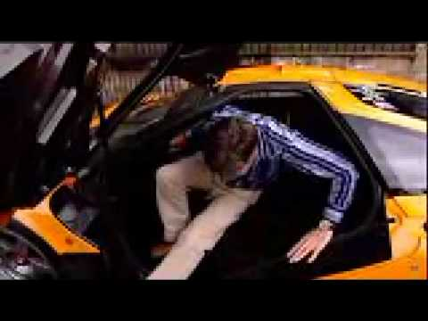 Fifth Gear Mclaren F1 LM Race Car vs Ferrari Enzo V12 Hypercar