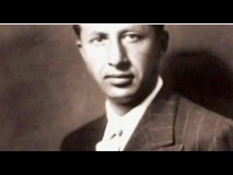World War II Spy was a Marilyn Manson look-alike