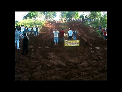 Primer evento 4x4 off road camino tajo largo, El Rosareno. poblado El Rosario.