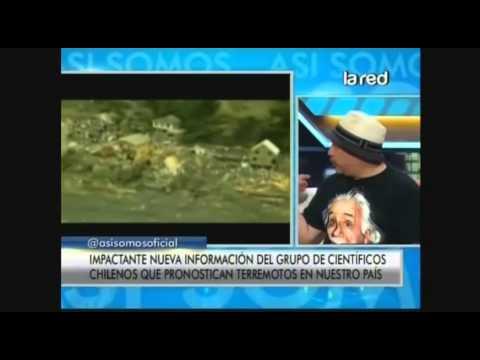 Entrevista exclusiva a Frente Fantasma, grupo chileno capaz de pronosticar sismos