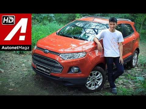Review Ford EcoSport Indonesia by AutonetMagz